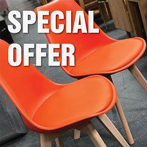 Habitat Jerry Chairs special offer from Top Secret